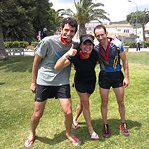 Triatló Trail Les Medes – Montgrí
