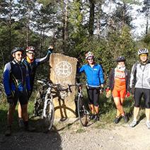 Amb bici pel Ripollès i la Garrotxa