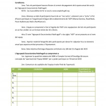 Bases i sol·licitud subvenció AEP per Oncotrail 2015
